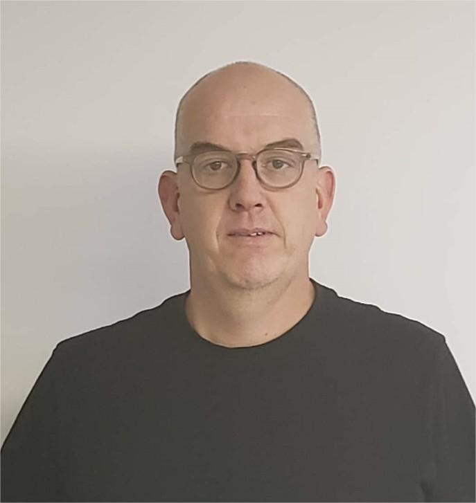 Sébastien Pelletier, contremaître aux travaux publics